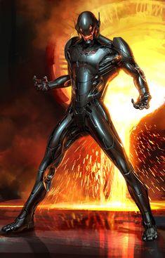 Avengers : Age of Ultron : des concept-arts pour le vilain et le Hulkbuster Age Of Ultron, Ultron Marvel, Marvel Avengers, Ms Marvel, Marvel Dc Comics, Marvel Villains, Avengers Movies, Marvel Art, Marvel Heroes