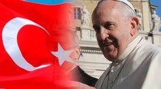 Papa Francisco pide oraciones por su viaje a Turquía 26/11/2014 - 10:15 am .- Al finalizar la audiencia general de este miércoles en la Plaza de San Pedro, el Papa Francisco recordó que este viernes comienza un nuevo viaje apostólico, esta vez a Turquía.