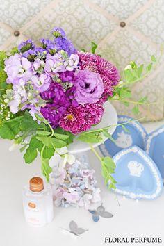 エンドウ豆の花ブーケ |FLORAL PERFUMEのブログ