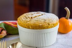Pumpkin Souffle  A Garden for the House