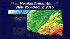 In the Mesonet report, Al Sutherland recaps rainfall totals and temperatures from the past week.