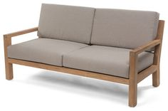 Sixty Loveseat modern-love-seats