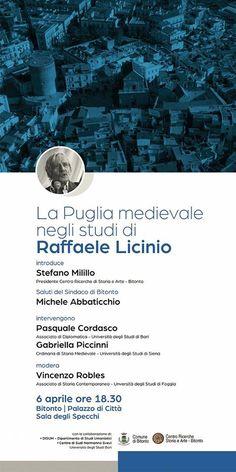 Italia Medievale: La Puglia medievale negli studi di Raffaele Licini...