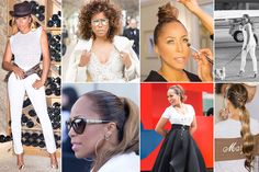 Marjorie Harvey - - Expert Advice on Fashion Majorie Harvey, The Glow Up, Steve Harvey, Body Confidence, History Facts, Couture Fashion, Style Icons, Fashion Forward, Celebs
