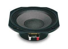 """18 SOUND 6NM410 by 18 Sound. $149.99. HIGH OUTPUT 6.5"""" NEODYMIUM MIDRANGE SPEAKER"""