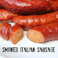 Smoked Italian Sausage