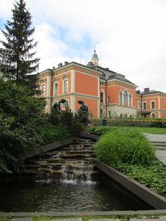 Cityhall, Kuopio Helsinki, Sailing, Coastal, Scenery, Houses, Interiors, Island, Mansions, House Styles