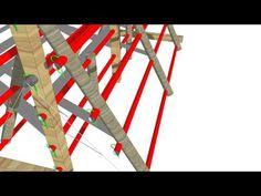 7 4 15 Modular Log Wall
