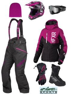 Large selection of snowmobile clothing, helmets, and accessories. Purchase brand name snowmobile clothing at discount prices. Dirt Bike Helmets, Dirt Bike Gear, Dirt Biking, Snowmobile Clothing, Bike Suit, Snow Gear, Bicycle Maintenance, Cool Bike Accessories, Bike Shoes