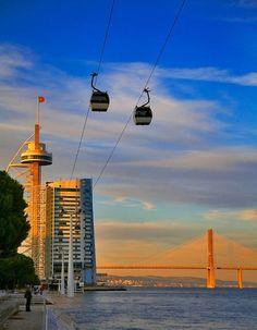 Parque das Nações - Lisboa - Portugal