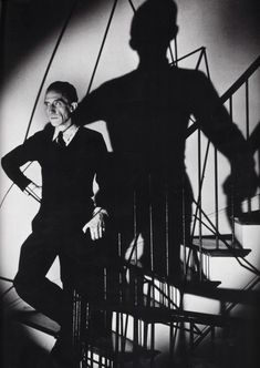 Marcel Duchamp Descending a Staircase https://www.pinterest.com/search/pins/?q=duchamp+staircases