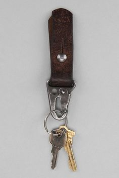 Urban Renewal German Leather Keychain - for z They're back in stock! Just got one.