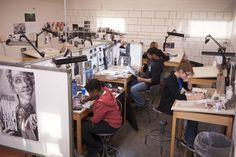art college studio - Google Search