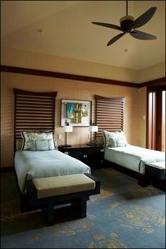 Retro Bedroom Design Custom Relaxing Contemporary Bedroomamanda Moore  Headboards Design Inspiration