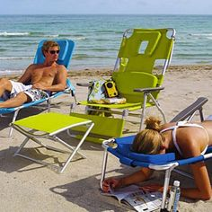 Best Tanning Chair Ever! I wish I could have one of these!