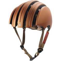 Brooks John Boultbee J.B. Classic Carrera Foldable Helmet Falthelm - copper