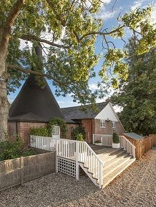 This idyllic venue is set in 17 acres of glorious Suffolk countryside and dates back to the Doomsday Book, but has been recently fully refurbished and now Places To Get Married, Ideal Home, Dates, Attraction, Tourism, Wedding Venues, Trail, Houses, Explore