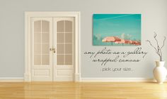 Canvas Gallery Wrap, Pick Your Size, Canvas Art, Home Decor, Art, Photography
