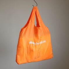 STUSSY Livin' - Chico Bag #orange peel