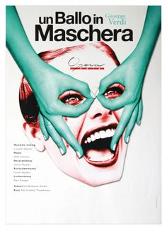 portfolio overview by Hans van Mechelen, via Behanceun ballo in machera #verdi