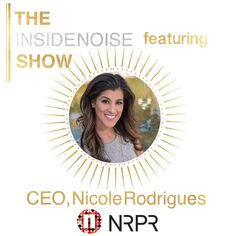 Check out this fabulous interview by @chrissycarpenter and @bpapick of our CEO and Founder, @nicolerpr, on @theinsidenoise show! Tuning in is a MUST!  Listen in here: https://www.youtube.com/watch?v=3IrAmeh8AYY  #Listen #TuneIn #TheInsideNoiseShow SpecialGuest #Founder #CEO #RhonnaDesigns #PR #NRPRgroup
