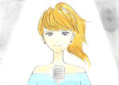 「とある絵描きのバラッド」歌うアイリーン