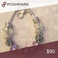 Lavender Love Lavender Love, a treat for lovers of purple Marlizacustomdesigns Jewelry Bracelets