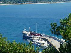 #VillaPavlina #seaside #port #boatlife #fishingboat #seawater #halkidiki #cleanwater #bluewater #vacation