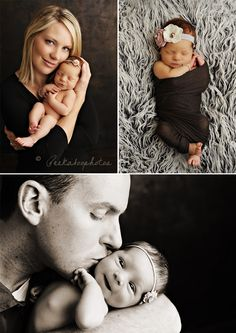 Peekaboo Photos-- inspiration for baby/kid/family photos