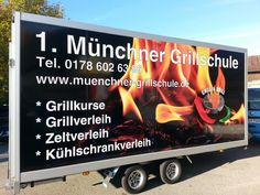 Chili & Chill, die 1. münchner #Grillschule. #Grillkurse und #Catering Catering, Broadway Shows, Tent Camping, School, Broadway Plays