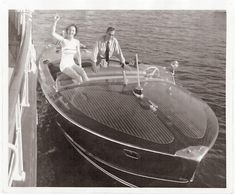 re:pin BKLYN contessa :: riva speedboat, PERLITA TOO, 1953, casudi