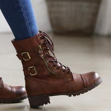 VIVIER - Lace-Up Zip-Side Ankle Boots