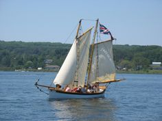 HMS Lynx - more age of sail small craft. from The Ship's Company of Penetanguishene