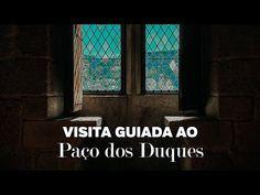 (1270) 🏰 Visita guiada ao Paço dos Duques de Bragança - YouTube
