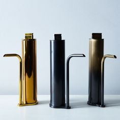 Brass Oil Decanter on Food52