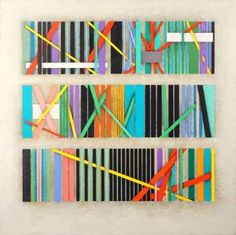 "Saatchi Art Artist Luciano de Liberato; Painting, ""Code 1, page 1"" #art"