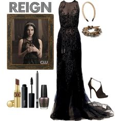 """""""REIGN"""" by haley-williams on Polyvore"""
