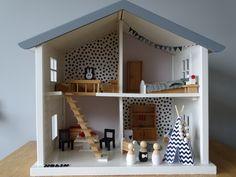 DIY project poppenhuis