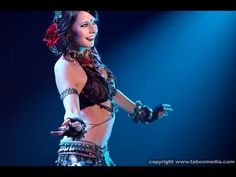 Michaella Manning performs bellydance at The Massive Spectacular! 2012 Las Vegas