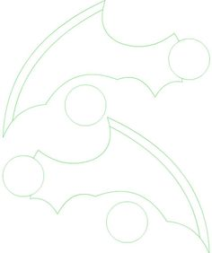batarang template - Google Search | Superhero Stuff / Ideas ...