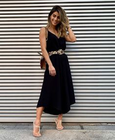 5 accessories that save any look - Travel Outfits Street Style Looks, Looks Style, Casual Looks, Boho Fashion, Fashion Beauty, Girl Fashion, Fashion Looks, Night Outfits, Dress Outfits