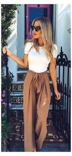 Summer Outfit For Teen Girls, Classy Summer Outfits, Date Outfit Summer, Spring Outfits, Dress Summer, Style Désinvolte Chic, Style Casual, Trendy Style, Women's Casual