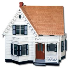 Greenleaf Dollhouses Westville Dollhouse Kit