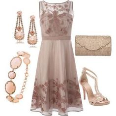 Wedding Guest Attire; Late Summer/ September Wedding THIS IS THE OUTFIT I REALLY WANT!!! ❤️❤️❤️ by delores