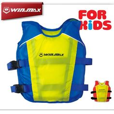 SWIMWEAR STRAP CHILD SWIMMING JACKET WATER SPORT SWIM SAFETY PRODUCTS WATER SURVIVAL DEDICATED LIFE VEST FOR KIDS