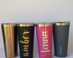 Valentine's Day Gifts-Corkcicle 16 oz-Personalized Tumbler-Corporation Gifts-Dad Gift-MOm Gift-Custom Tumbler-Tumblers-Teacher-Nurse