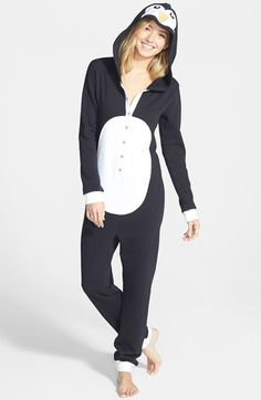 BP. Undercover Animal Onesie (Juniors) available at #Nordstrom ...