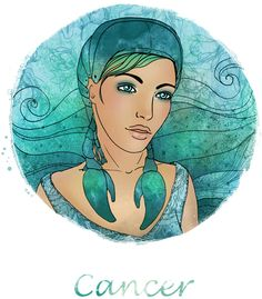 Cancer zodiac sign, astrology and horoscope star sign meanings with many astrological pictures and descriptions. http://www.astrology-relationships-compatibility.com/