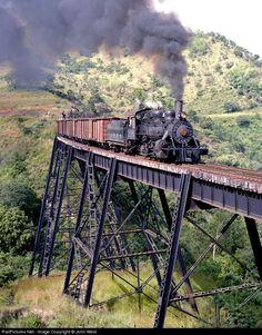 RailPictures.Net Photo: FEGUA 116 FEGUA (Guatemala) Steam 2-8-0 at Agua Caliente, Guatemala by John West