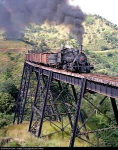 RailPictures.Net Photo: FEGUA 116 FEGUA (Guatemala) Steam 2-8-0 at Agua Caliente, Guatemala by John West